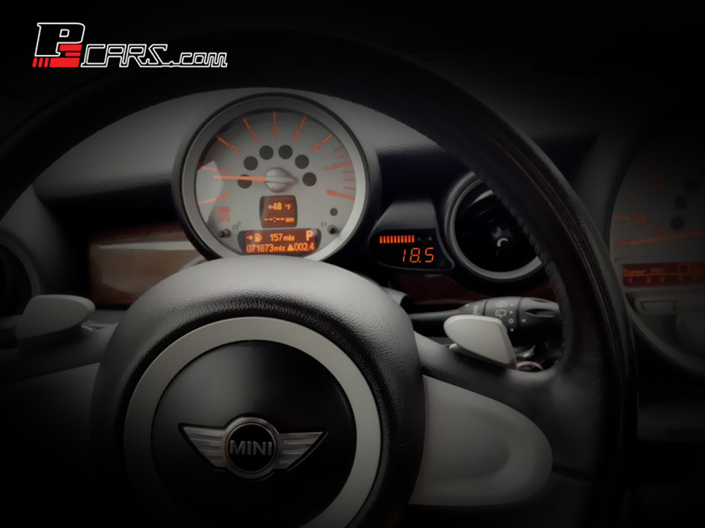 R55 / R56 / R57 / R58 / R59 P3 Gauge dash photo 02