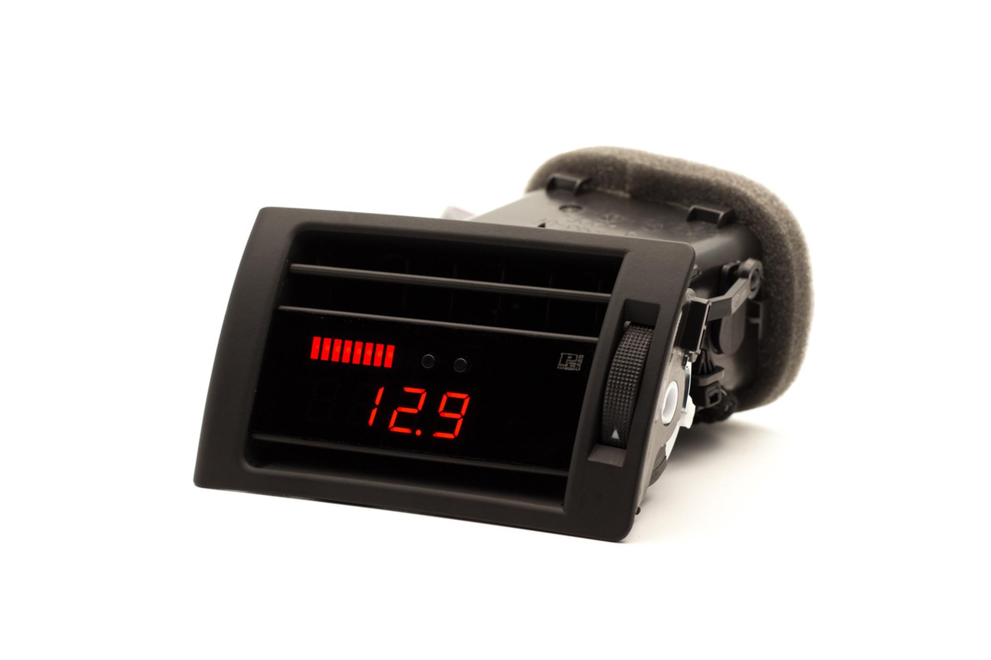 install boost gauge audi a4 b6
