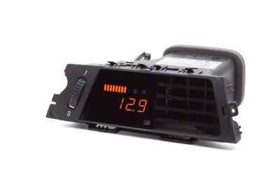BMW E9X - P3 Boost gauge