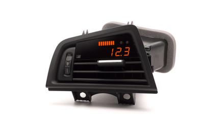 BMW F10 - P3 Boost gauge