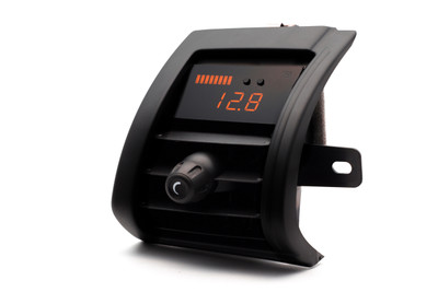 MINI F56 - P3 Boost gauge