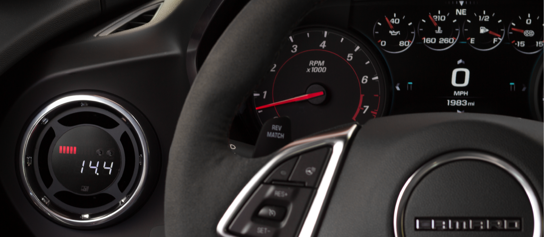 P3 Gauges - Custom Integrated Multi-Function Gauges
