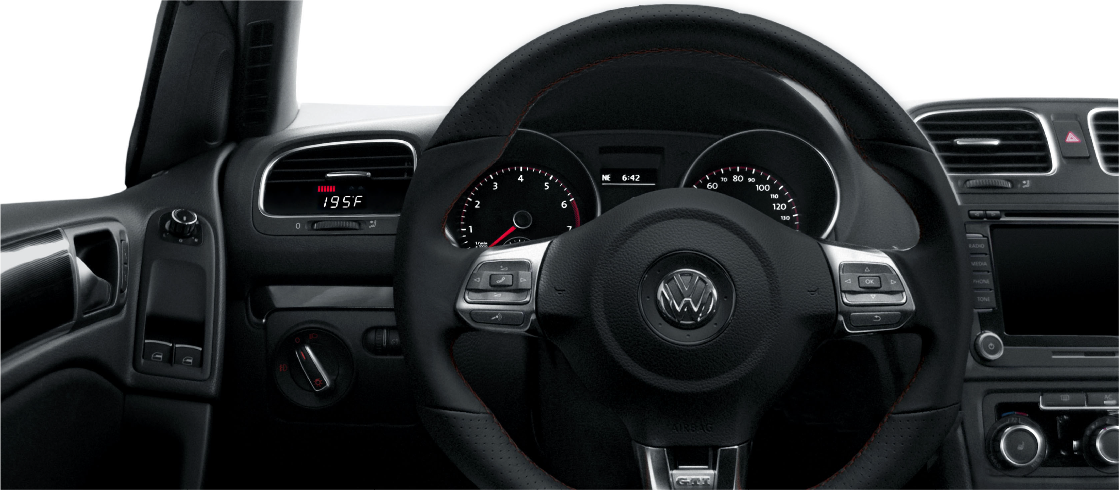 Vw Polo Instrument Cluster Fault