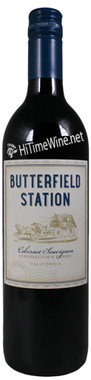 BUTTERFIELD STATION CABERNET SAUVIGNON CALIFORNIA 750mL