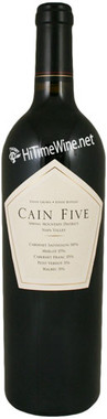 CAIN FIVE 2016 PROPRIETARY RED ESTATE SPRING MOUNTAIN DISTRICT 750mL