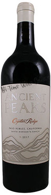 """ANCIENT PEAKS 2017 PROPRIETARY RED """"OYSTER RIDGE"""" PASO ROBLES 750mL"""