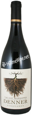 """DENNER 2017 PROPRIETARY RED """"DIRT WORSHIPPER"""" PASO ROBLES 750mL"""