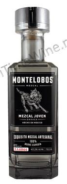 MONTELOBOS MEZCAL JOVEN 750ML