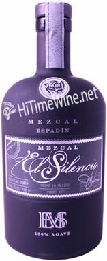 EL SILENCIO ESPADIN MEZCAL 750ML