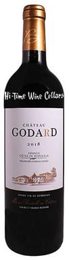 CHATEAU GODARD 2018 FRANCS COTES DE BORDEAUX