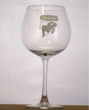 CANTILLON BALLON GLASS FRUIT LAMBIC