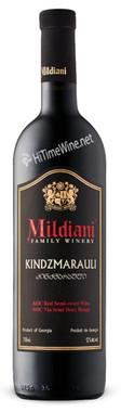MILDIANI 2016 KINDZMARAULI, RED SEMI-SWEET TELAVI DISTRICT, REPUBLIC OF GEORGIA