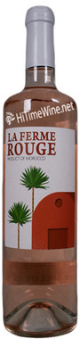 LA FERME ROUGE 2020 LE GRIS DRY ROSE FROM ZAER, MOROCCO
