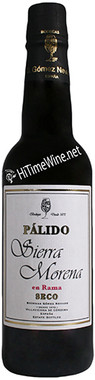 GOMEZ NEVADO SIERRA  MORENA PALIDO PALE SHERRY DRY 375ML ***HALF BOTTLE***
