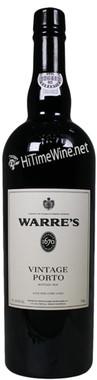 WARRE'S 16 VINTAGE PORT #14 WINE SPECTATOE TOP 100 LIST