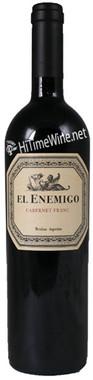"BODEGAS ALEANNA ""EL ENEMIGO"" 2017 CABERNET FRANC"