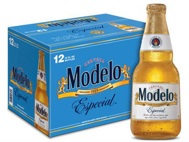 MODELO ESPECIAL 12 PACK 12OZ BOTTLES