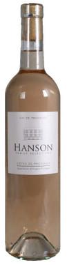 HANSON FAMILY 2020 ROSE COTES DE PROVENCE
