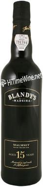 BLANDYS 15 YEAR OLD MALMSEY MADEIRA 500ML