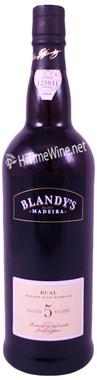 BLANDYS 5YR BUAL MAD  750