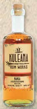 KULEANA RUM WORKS NANEA AGED RUM 86PF 750
