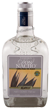 DON NACHO TEQUILA BLANCO 750ML
