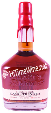 MAKERS MARK CASK STRENGTH 750 limited supply