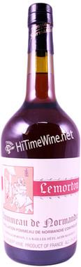 LEMORTON POMMEAU DE NORMANDIE 750 DESSERT WINE