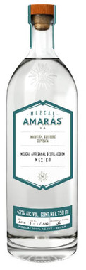 MEZCAL AMARAS CUPREATA JOVEN 86PF 750