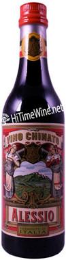 ALESSIO VINO CHINATO 375 VERMOUTH