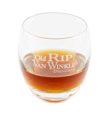 OLD RIP VAN WINKLE PAPPY ROCKS GLASS