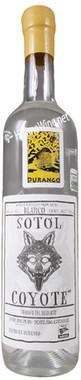 SOTOL COYOTE  DURANGO 750 86PF NOM-159-SCFI-2004