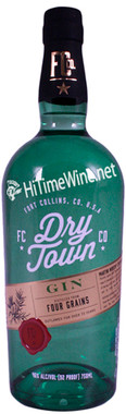 DRY TOWN GIN 750