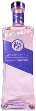 RABBIT HOLE BARREL FINISHED GIN 750 89PF BESPOKE GIN BATCH 4