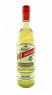 O P ANDERSON AQUAVIT 1LT SWEDEN