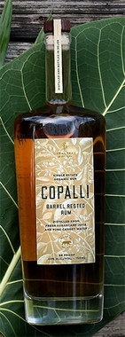 COPALLI BARREL RESTED RUM 750