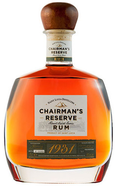 CHAIRMANS RESERVE 1931 750ml 92 PROOF