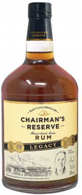 CHAIRMANS RESERVE LEGACY 750ml 86 PROOF