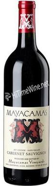 MAYACAMAS 2014 CABERNET SAUVIGNON MT VEEDER 750mL