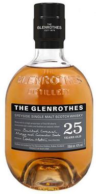 GLENROTHES 25YR 750ML