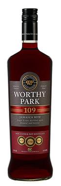 WORTHY PARK 109PF JAMAICA RUM 750