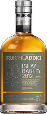BRUICHLADDICH ISLAY BARLEY 2012 50% ABV 750ML