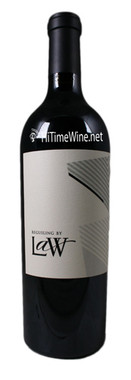 """LAW ESTATE 2017 PROPRIETARY RED """"BEGUILING"""" PASO ROBLES 750mL"""