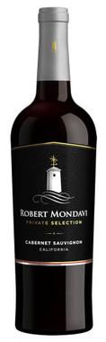 "ROBERT MONDAVI CABERNET SAUVIGNON ""PRIVATE SELECTON"" CALIFORNIA 750mL"