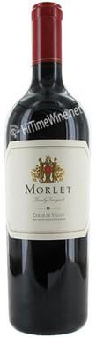 """MORLET 2010 CABERNET SAUVIGNON """"COEUR DE VALLEE"""" OAKVILLE 750mL"""