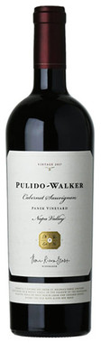"PULIDO-WALKER 2017 CABERNET SAUVIGNON ""PANEK"" NAPA VALLEY 750mL"