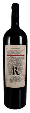 """REALM 2018 PROPRIETARY RED """"THE BARD"""" NAPA VALLEY 1.5L"""