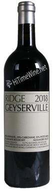 "RIDGE 2019 PROPRIETARY RED ""GEYSERVILLE"" SONOMA COUNTY 750mL"
