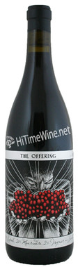 """SANS LIEGE 2018 PROPRIETARY RED """"THE OFFERING"""" SANTA BARBARA COUNTY 750mL"""