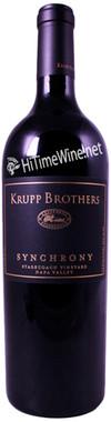"KRUPP BROTHERS 2015 PROPRIETARY RED ""SYNCHRONY"" NAPA VALLEY 750mL"
